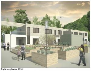 Innovatives Wohnen in Hainfeld